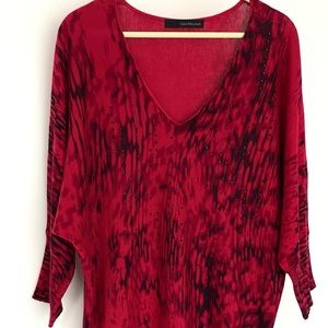 Calvin Klein•V-Neck Sweater